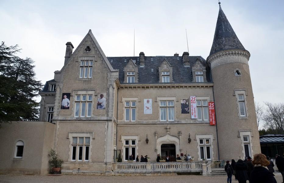 Le château des Reynats à Périgueux . @ David Raynal
