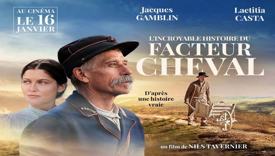 L'affiche du film de Niels Tavernier sortie en salles le 16 janvier 2019 . @ Fechner Film