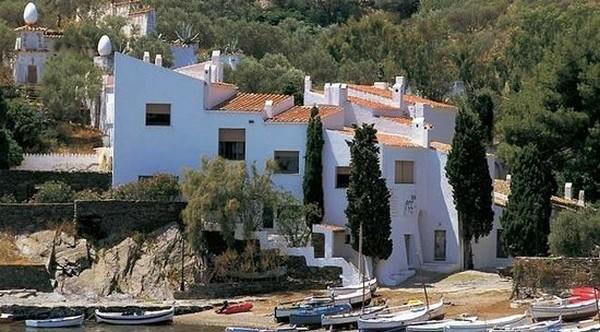 La résidence de Dali à Figueras  . Copyright Wikipédia