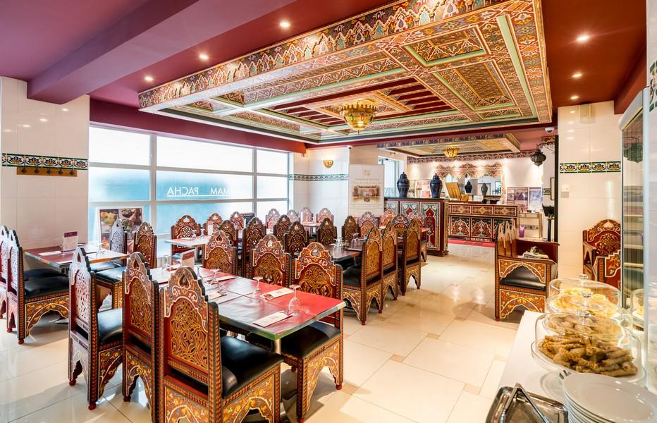 Le restaurant marocain après les soins... @ Hamman Pacha/Lindigomag