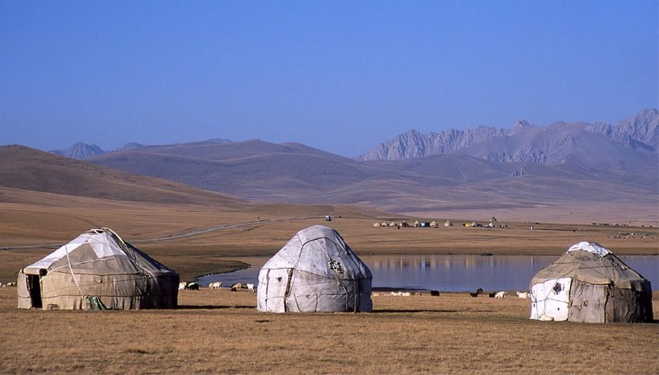 Kirghizistan, chine, route de la soie @Planète.fr
