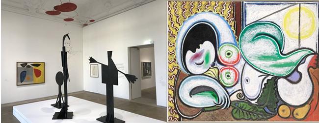 Exposition Calder-Picasso au  Musée Picasso. @ Fondation Calder et Sucession Picasso 2019