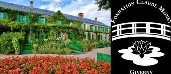 La Fondation Claude Monet à Giverny @ DR
