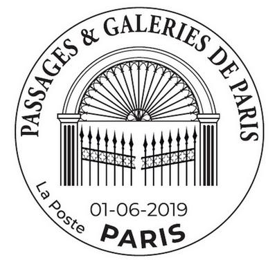 TAD Passage Galerie Paris
