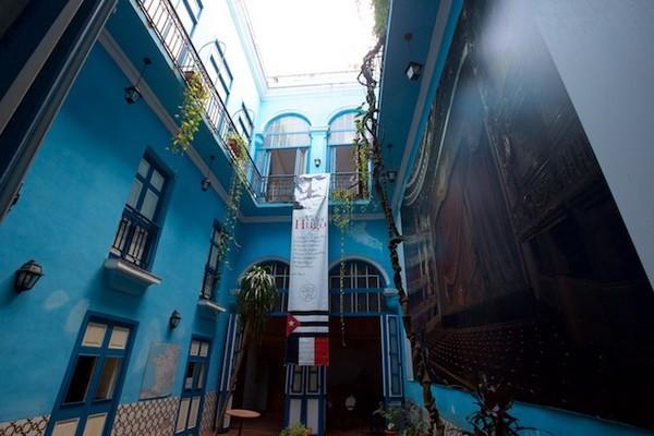 Une maison  dédiée à Victor Hugo dans la capitale pour son engagement en 1870 dans la défense de l'indépendance cubaine.@ TripAdvisor.fr