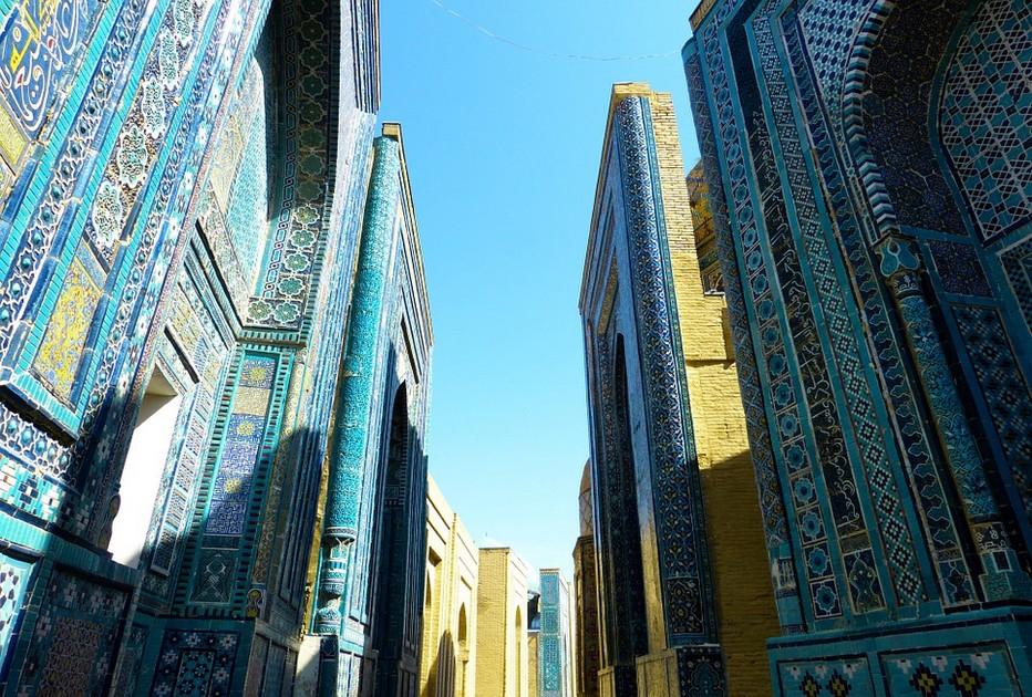 Samarkand, la ville mythique. @ Lindigomag/Pixabay
