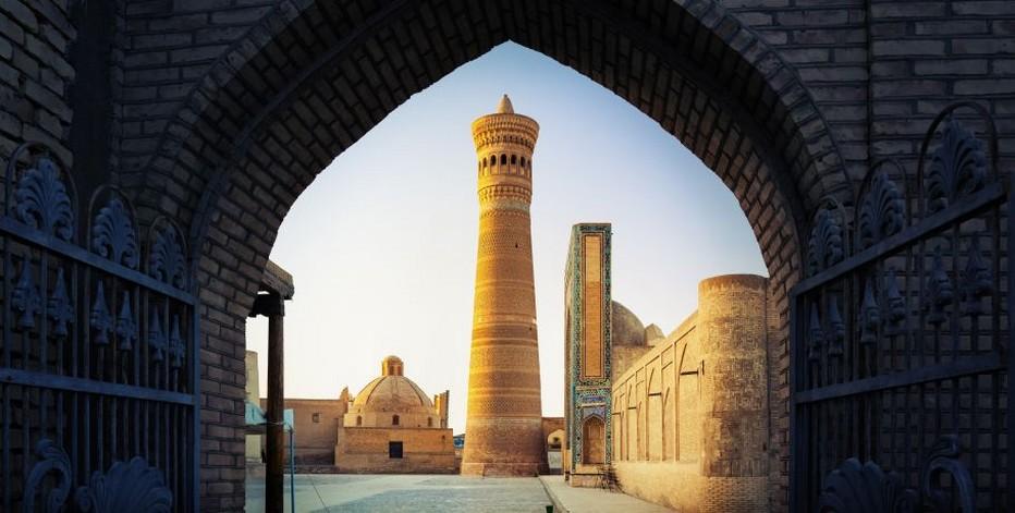 Boukhara, la ville Sainte. La cité présente un mélange hétéroclite de cultures perses, ouzbèkes, tadjikes et juives.@ Pixabay