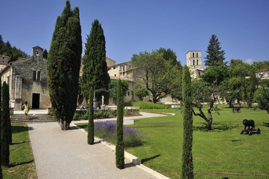 Couvent des Cordeliers – Université européenne des saveurs et des senteurs (Forcalquier) - @ Hte Provence