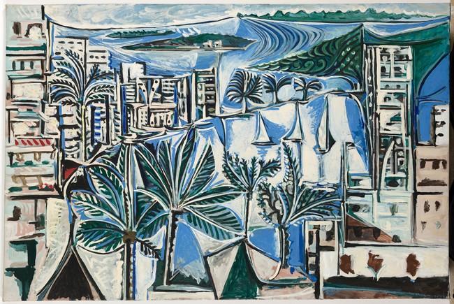 La Baie de Cannes. Picasso @ RMN-Grand Palais -Mathieu Rabeau