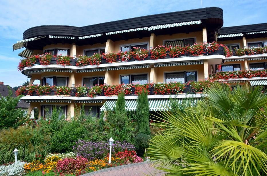 L'hôtel quatre étoiles supérieur Schwarzmatt fait partie de la chaîne Relais & Châteaux. Crédit photo David Raynal