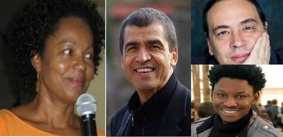 Trentième édition du FIG avec un salon du livre riche en nombreuses personnalités de la littérature dont Gisèle Pineau,Daniel Picouly, Juan Carlos Mendez Guedez. et  James Noël. @ DR