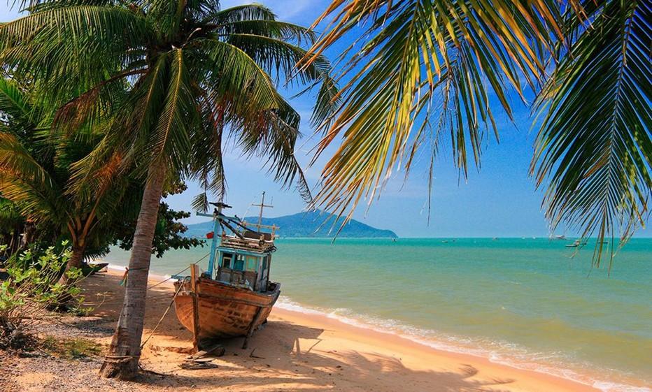 La réputation des plages en Thaïlande n'est plus à faire, ici une plage à Pattaya.  @tripadvisor