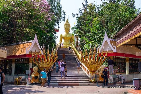 Le grand Buddha à Pattaya (Thaïlande) @ JLC