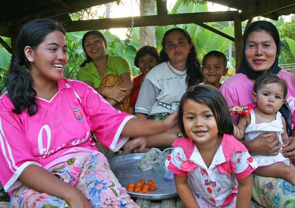 Des activités comme le trekking, l'observation des oiseaux et la vie de famille dans les villages sont connues des voyageurs «verts». @ DR