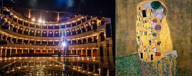 Plusieurs concerts orchestrés par les divas de l'opéra international, Karita Mattila et Elina Garanča seront organisés.  De grandes expositions consacrées à des artistes de renommée mondiale, tel que Gustav Klimt seront attendues.Crédit photo : © Rijeka 2020_Borko Vukosav