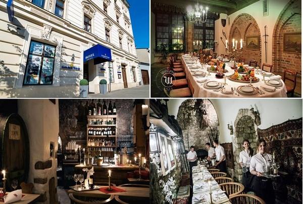 Cracovie a été désignée en 2019 Capitale Européenne de la Culture Gastronomique.@D.R.
