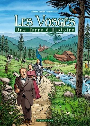 Voyager en ligne - Bertrand Munier, les Vosges en héritage