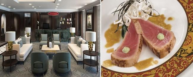 Un raffinement signé The Finest Cuisine at Sea™ attend les gourmets sur les six navires de la compagnie @ Oceania Cruise