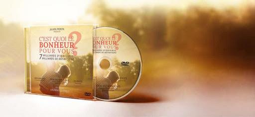 DVD film de Julien Peron... @ DR