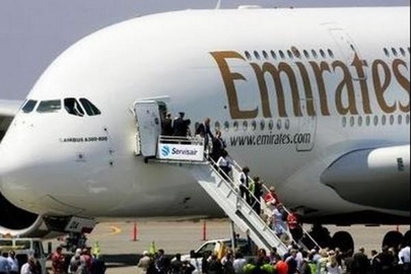 Covid-19 - Emirates propose des tests sanguins à ses passagers avant l'embarquement; @ www.emirates.com