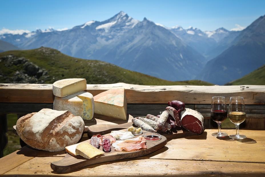 Découvrir chez soi les saveurs de la Vallée d'Aoste 'Italie) - Oenogastronomie_©Vallée d'Aoste Tourisme
