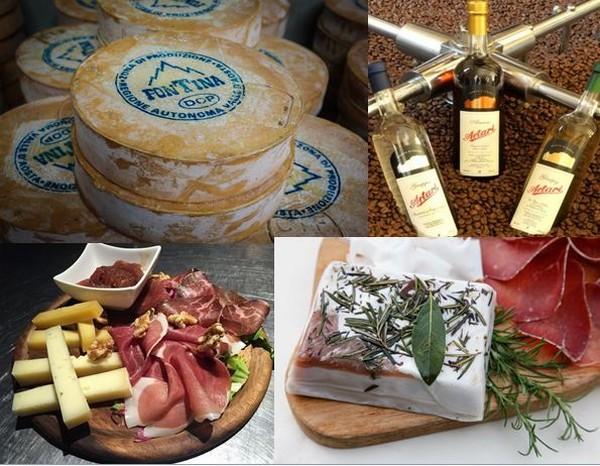 Recevoir par la poste directement des produits de la Vallée d'Aoste.... @ Vallée d'Aoste Tourisme