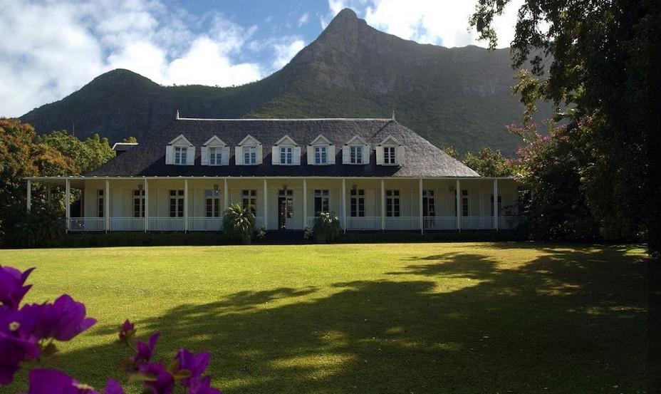 Ile Maurice - Eureka, ancienne maison coloniale bâtie en 1830 offre un aperçu très précis de la vie quotidienne au 19e siècle. Longtemps propriété de la famille Le Clézio. @ Air Mauritius/Lindigomag