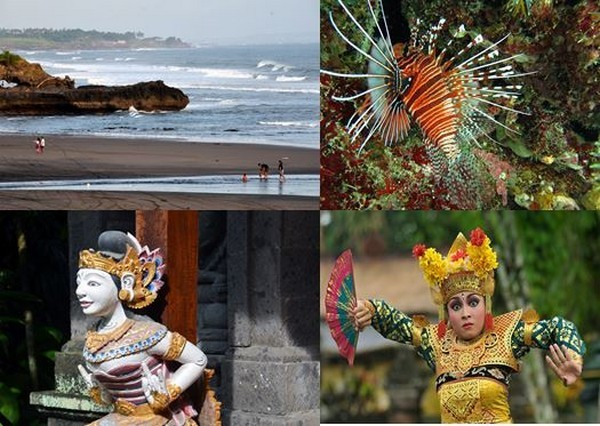 L'indonésie dans toute sa beauté et sa diversité.. @ OT Wonderfull-Indonesia et David Raynal