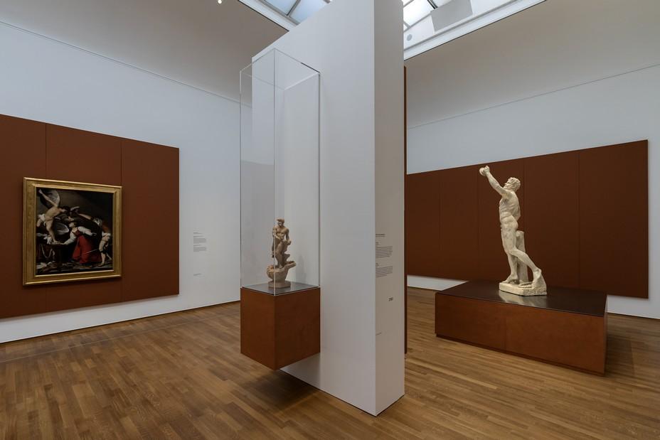 Le baroque, un art dans lequel la peinture, la sculpture et l'architecture collaborent étroitement. @Olivier Middendorp.