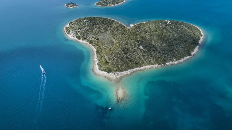 La Croatie  une destination plébiscitée par les Français ici Galesnjak - @Hrvoje Serdar:/ OT Croatie