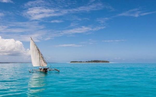 Tanzanie - naviguer sur les eaux cristallines de l'Océan Indien. @ DR
