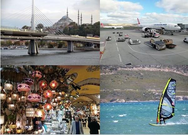 Plaisirs de la découverte à Istanbul et Alaçati le Saint-Tropez turc. Crédit photo David Raynal.