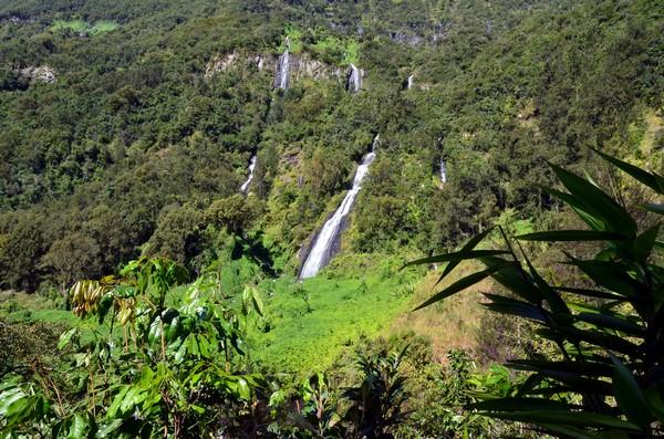 La Réunion - Les cascades de Salazie. @ David Raynal