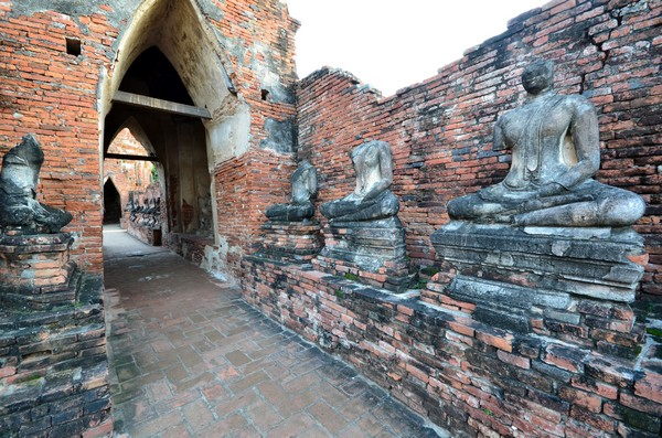 Il y avait quatre types de catégories sociales à Ayutthaya : les nobles, les marchands ou fonctionnaires, les roturiers et les esclaves. Ayutthaya n'était pas un État unifié mais plutôt un ensemble de principautés autonomes et de provinces tributaires qui prêtaient allégeance à son roi.  @ David Raynal
