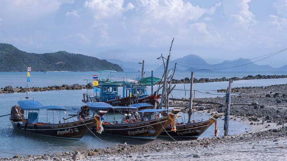 Des îles paradisiaques - Koh Samui et Koh Phangan . @ Pixabay/lindigomag