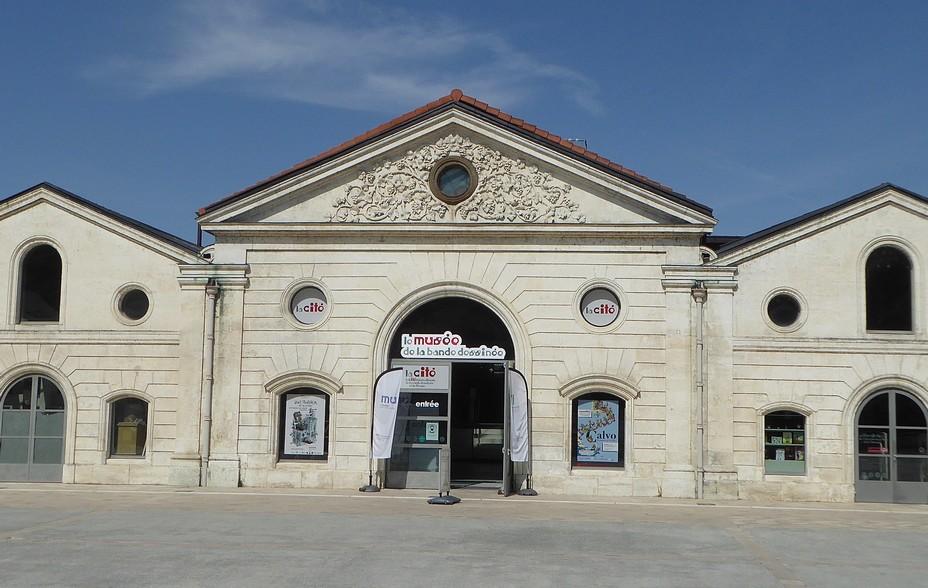 Angoulême. Le musée de la Bande dessinée.@ C.Gary