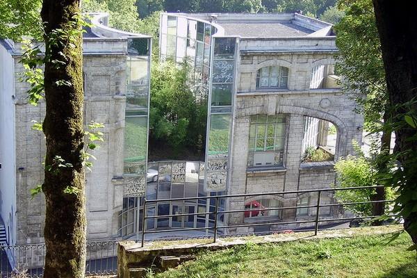 Ancien emplacement de l'Abbaye Saint-Cybard à Angouleme (france) @ Wikipedia-commons