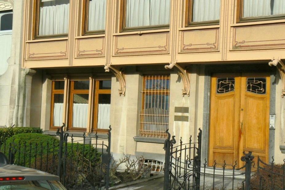 Bruxelles -  Hôtel Van Eetvelde . @ A.Degon