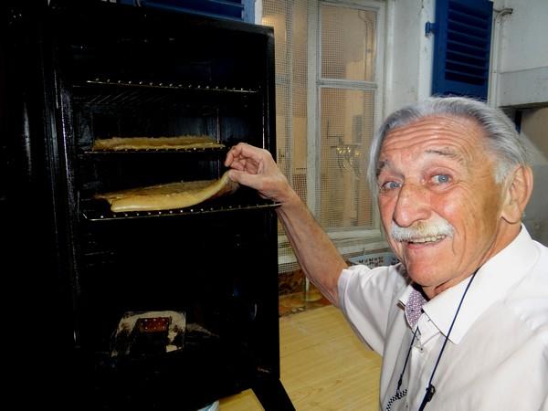 Jean-Claude Aiguier a élu domicile à Saint-Etienne-lès-Remiremont tout en cuisinant pour les autres… chez eux. ©Bertrand Munier