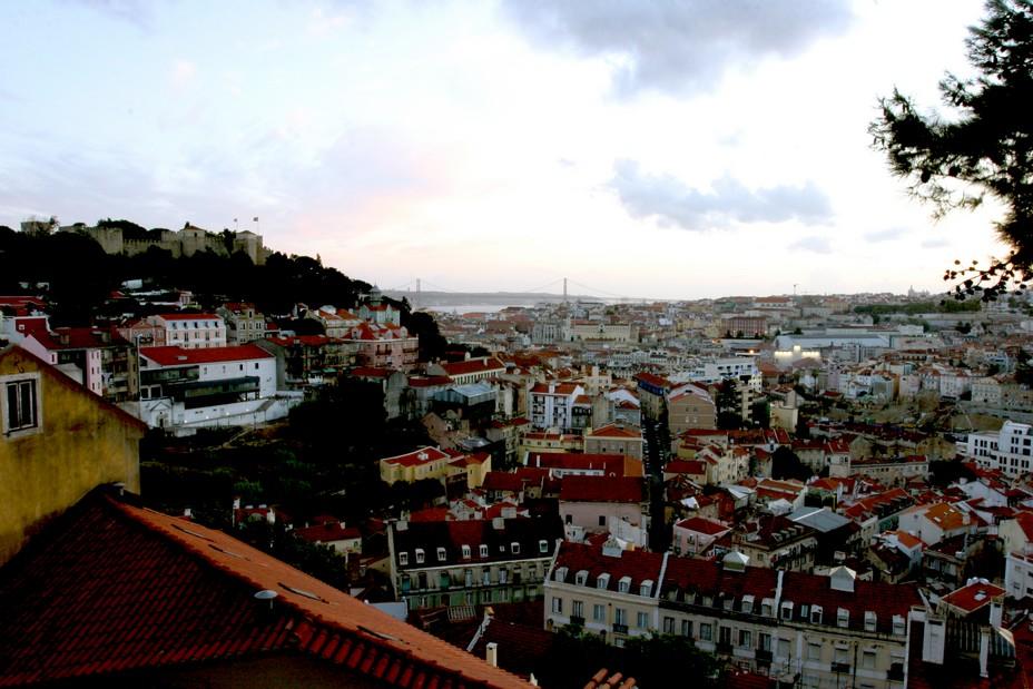 Le centre historique de Lisbonne  @ David Raynal