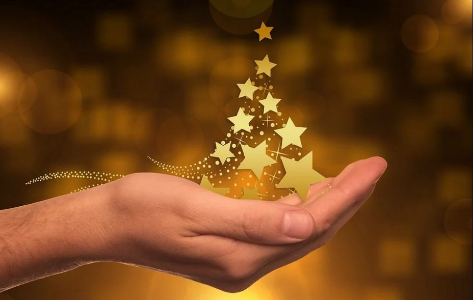 Des cadeaux pour les fêtes. @ Pixabay/Lindigomag