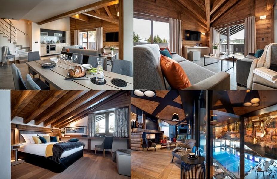 Avec le lancement de ses deux dernières résidences l'Amaya aux Saisies fin 2019 et l'Alpen Lodge à la Rosière pour Noël, MGM espère répondre entièrement aux besoins de sa clientèle. @MGM