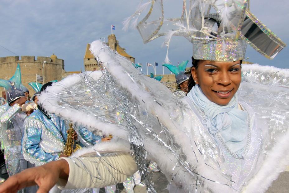 La cité corsaire en fête au moment de la Route du Rhum@ David Raynal
