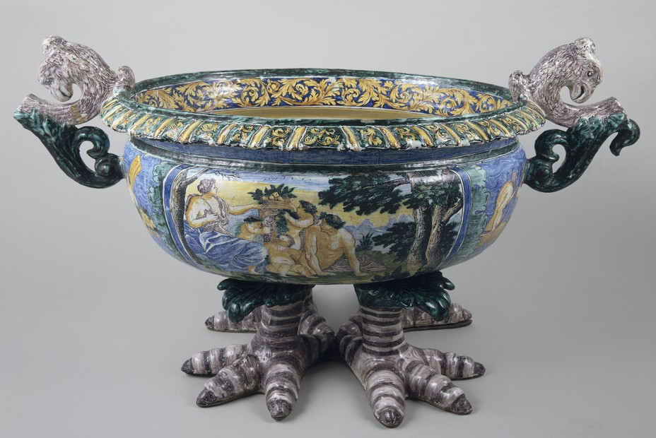 Rafraîchissoir 1680 RMN-Grand Palais Daniel Arnaudet