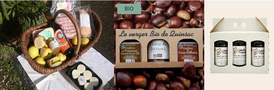 Nogalia met en valeur les produits du terroir français. @ R.Bayon et Nogalia