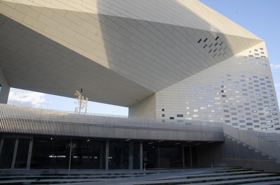 L'emménagement au sein de la MÉCA en mai 2019, à proximité du centre de Bordeaux et de la gare Saint-Jean, correspond pour le Frac Nouvelle-Aquitaine à un changement d'échelle© David Raynal