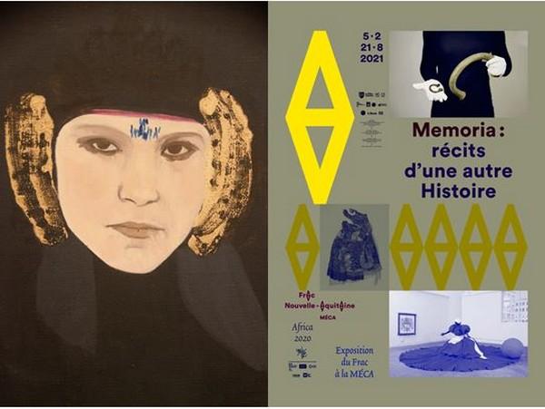 L'exposition Memoria : récits d'une autre Histoire, met en perspective jusqu'au 21 août des œuvres d'artistes africaines encore peu exposées en France @ Meca