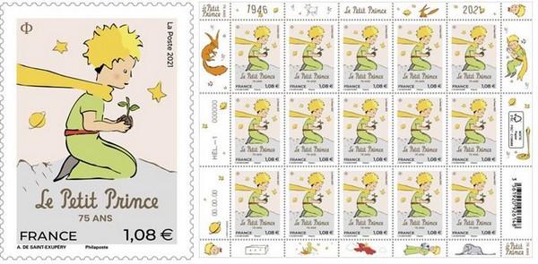 Disponible dès le 12 avril 2021 dans tous les bureaux de Poste, ce timbre officiel émis à 720 000 exemplaires va voyager et créer une nouvelle fois des liens entre les femmes et les hommes. D.R.