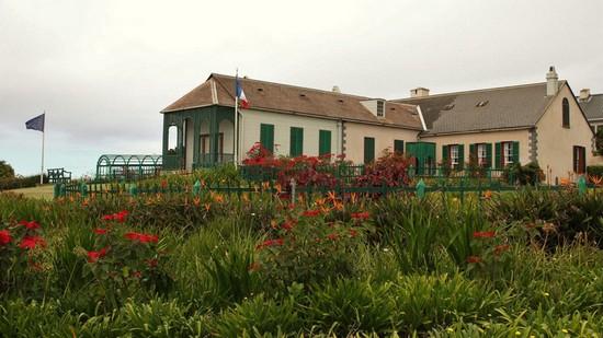 Maison de Napoléon à Sainte-Hélène @ OT Ste-Hélène