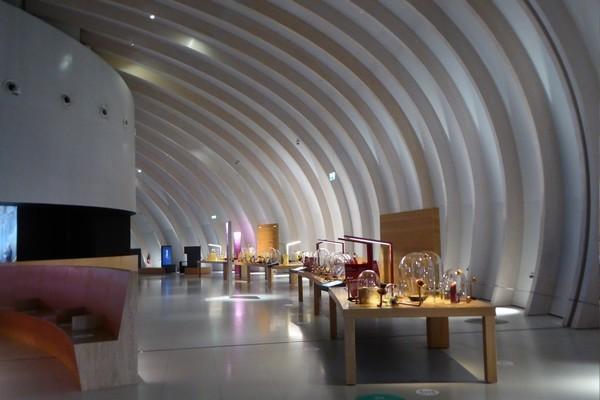Cité du vin. Exposition permanente  @C. Gary